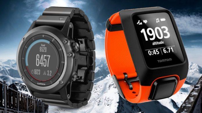 TomTom Adventurer v Garmin Fenix 3 : Which outdoor GPS watch should you choose