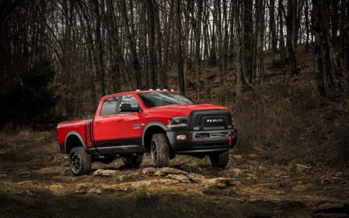 2017 Ram Power Wagon First Drive: Heavy-duty off-road apocalypse escape vehicle