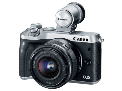 Canon EOS M6 preview: Canon's top-end mirrorless, minus the viewfinder