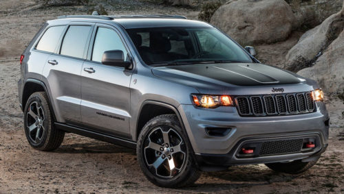 5 SUVs You Can Still Actually Take Off-Road
