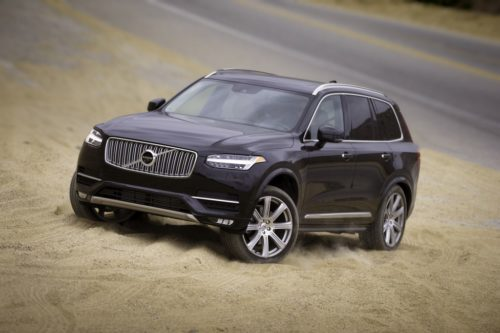 The 2017 Volvo XC90, or How the Swedes Got Their Sexy Back