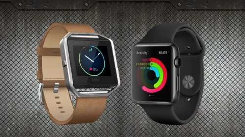 Fitbit Blaze v Apple Watch Series 2 : Battle of the stylish smartwatches