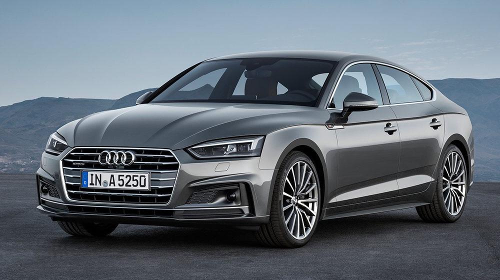 Audi A5 2017 1
