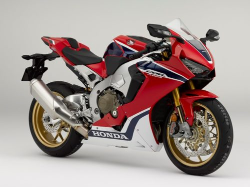 2017 Honda CBR1000RR And CBR1000RR SP Video Review