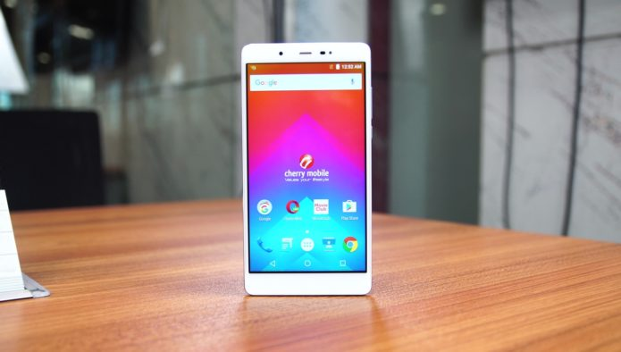 Cherry Mobile Cosmos Three Review