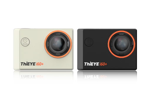 ThiEYE i60+ vs Motobuy A1 Action Cam Video Comparison