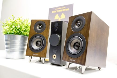 Sony CAS-1 Compact Audio System Review