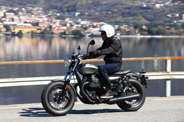 Moto Guzzi V9 Bobber Review 4