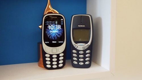 Hands on: New Nokia 3310 (2017) review