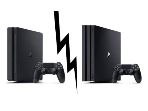 PS4 Pro vs PS4 : What's the difference and should you upgrade?