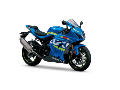 Five Fun Facts About The 2017 Suzuki GSX-R1000