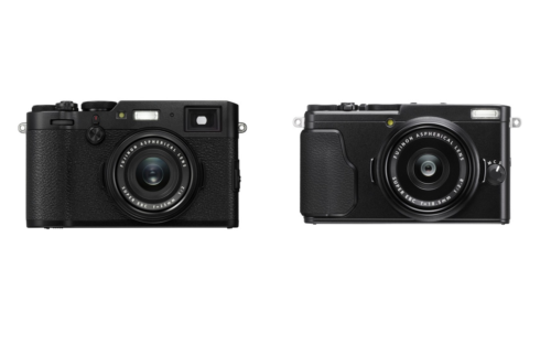 Fujifilm X100F vs X70 Comparison