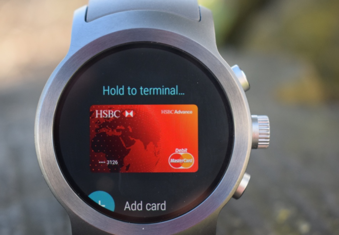 How to set up and use Android Pay on your Android Wear smartwatch