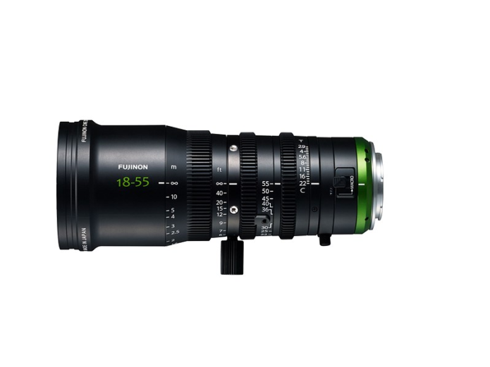 First Look Review : Fujinon MK18-55mm T2.9 cine lens
