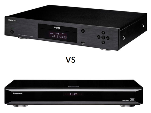Oppo UDP-203 vs Panasonic DMP-UB900 – which is better?