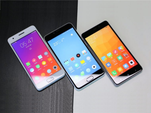 Xiaomi Redmi 4 Prime vs Lenovo ZUK 2 vs Meizu M5 Comparison
