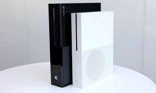 Xbox One vs. Xbox One S : Which Should You Buy?