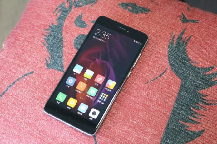 Xiaomi Redmi Note 4X Hands-on Review : Unboxing, First Impressions
