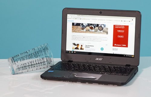 Acer Chromebook 11 N7 C731T Review
