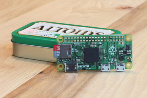 Raspberry Pi Zero W review