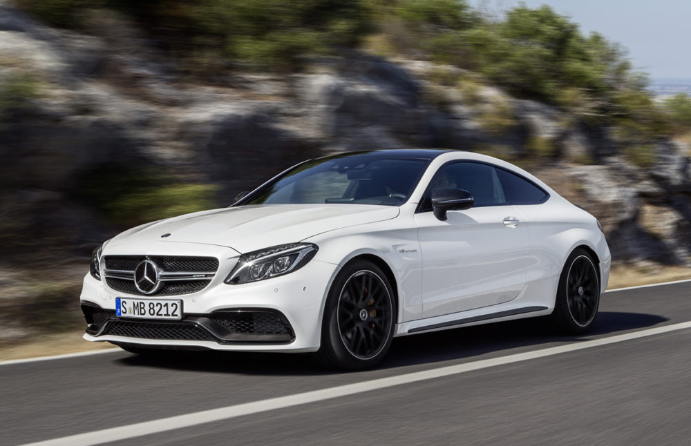 2017 Mercedes Amg S63 Coupe S By Fostla Review