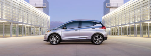2017 Chevrolet BOLT EV first drive: The first electric car truly for the everyman