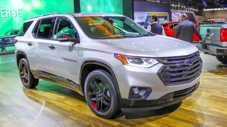2017 Chevrolet Traverse Redline Edition Review | GearOpen