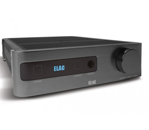Elac Element EA101EQ-G Integrated Amplifier/DAC Review