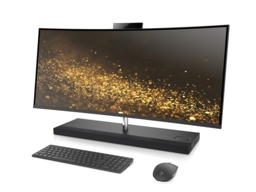 HP Envy Curved All-in-One 34 (2017) review