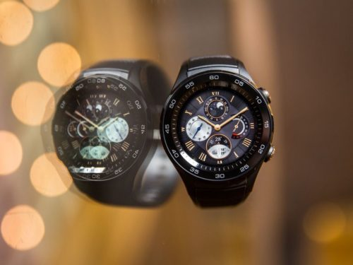 Huawei Watch 2 Hands-on Review