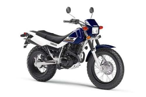 2016 – 2017 Yamaha TW200 Review