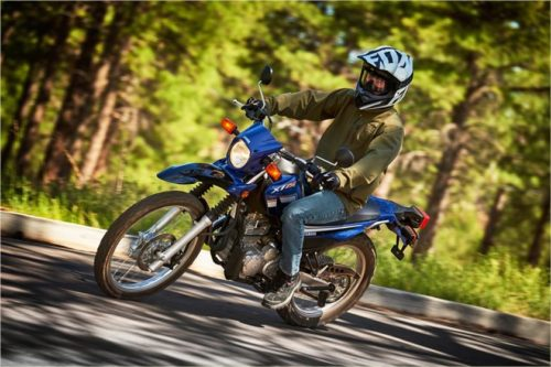 2015 – 2017 Yamaha XT250 Review