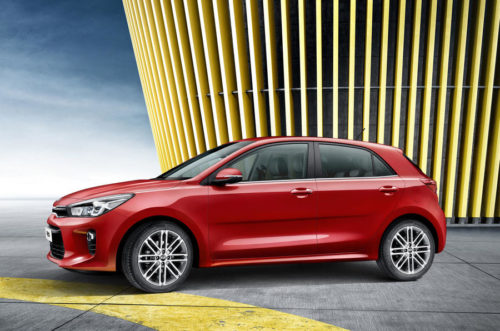 Kia Rio (2017) review: All about connectivity