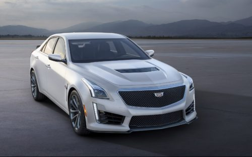 2017 Cadillac CTS-V review