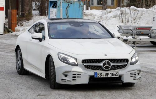 2018 Mercedes S-Class Coupe Review