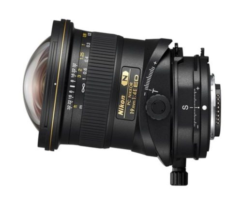 Nikon PC Nikkor 19mm f/4 E ED Tilt Shift Lens Review
