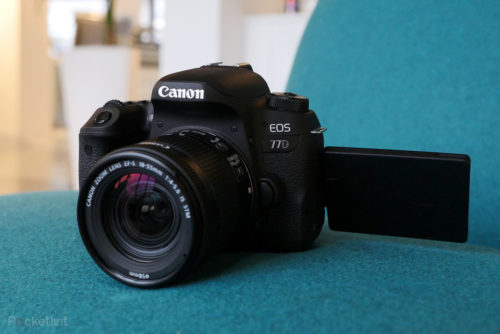 Canon EOS 77D preview: Lucky 7s for the '80D lite'?