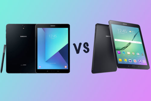 Samsung Galaxy Tab S3 vs Tab S2: What's the difference?