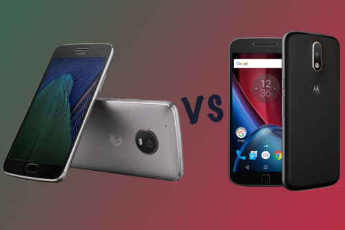 Motorola Moto G5 Plus vs Moto G4 Plus: What's the difference?