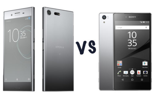 Sony Xperia XZ Premium vs Xperia Z5 Premium: What's the difference?