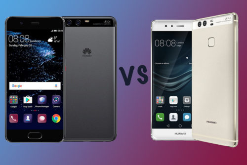Huawei P10 vs Huawei P9: What's the difference?