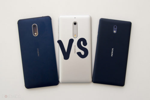 Nokia 6 vs Nokia 5 vs Nokia 3: What's the difference?