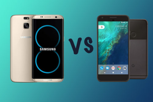 Samsung Galaxy S8 Plus vs Google Pixel XL: What's the rumoured difference?