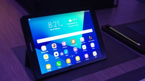 Samsung Galaxy Tab S3 Hands-on Review