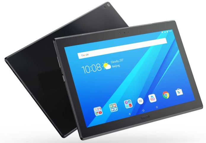 Hands-on Review : Lenovo's new Tab 4 Android tablets