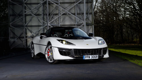 "2017 Lotus Evora Sport 410 ""Esprit S1"" Edition Review"