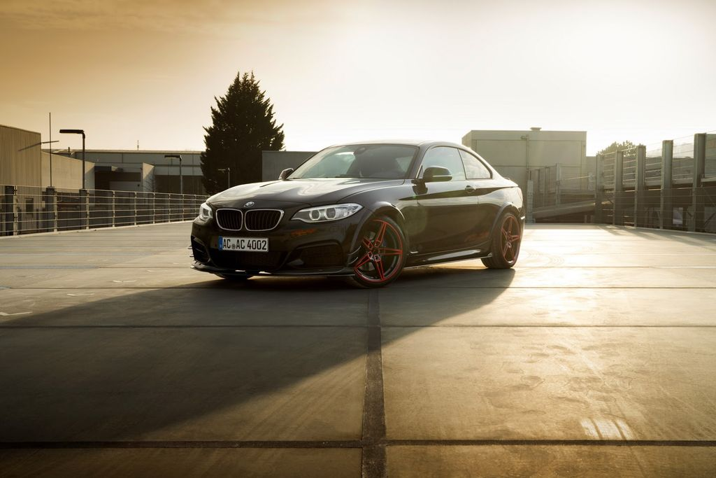 2017 bmw m240i acl2s by ac schnitzer review gearopen. Black Bedroom Furniture Sets. Home Design Ideas