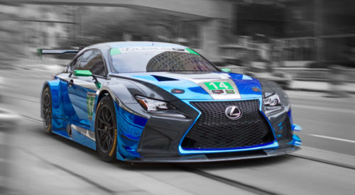 2017 Lexus RC F GT3 Review