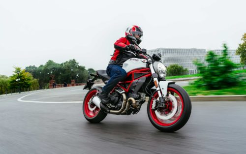2017 Ducati Monster 797 Review: First Ride