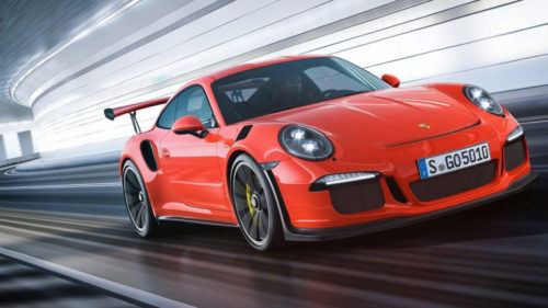 2018 Porsche 911 GT3 RS Review